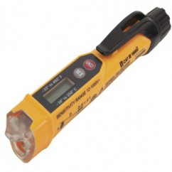 MODEL NCVT-4IR NON-CONTACT VOLTAGE TESTER WITH INFRARED THERMOMETER
